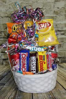 Sweet Snack Basket Large
