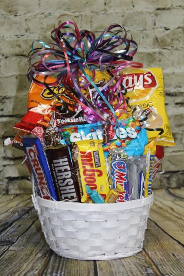 Sweet Snack Basket Extra Large